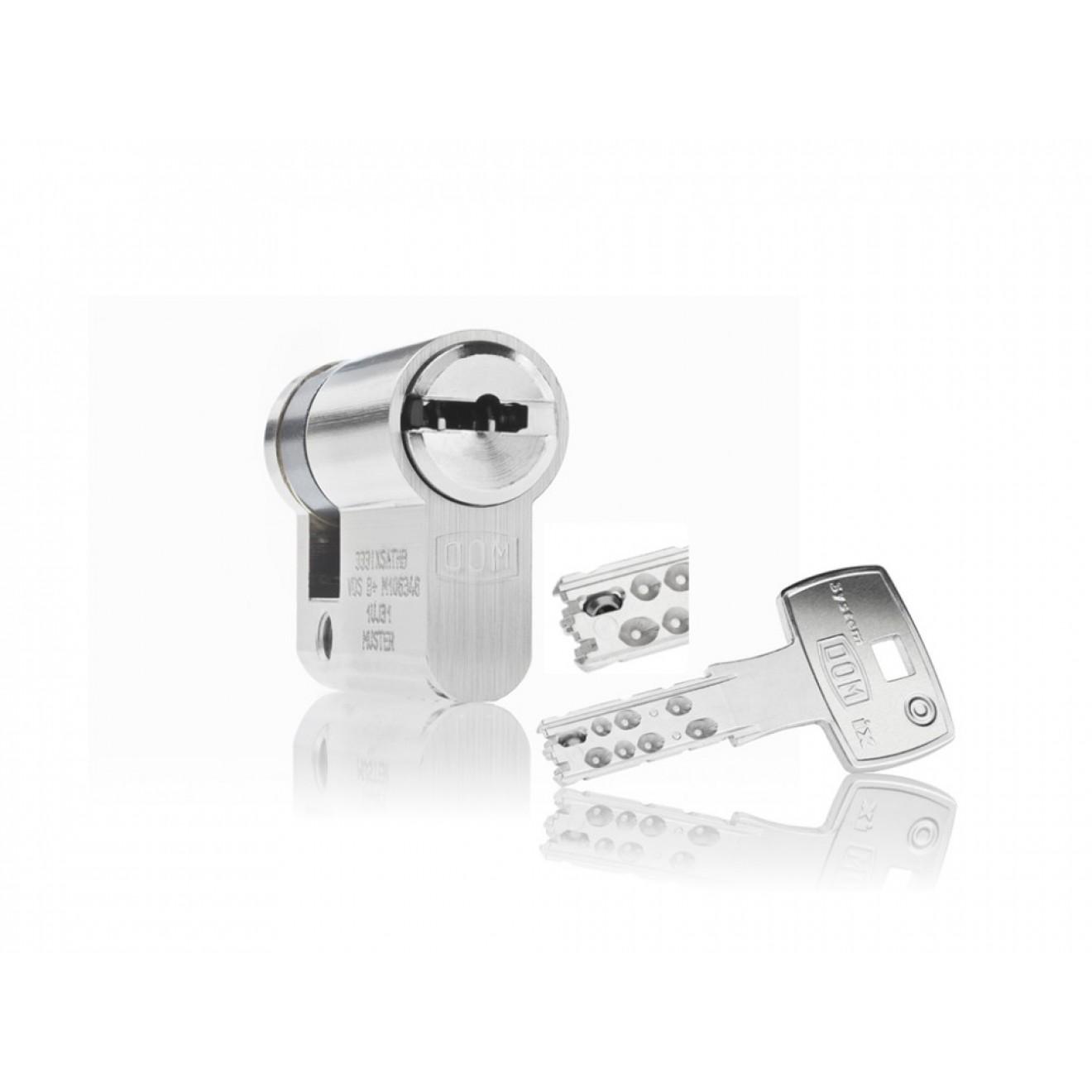 ix saturn halbzylinder mit schl sseln und sicherungskarte. Black Bedroom Furniture Sets. Home Design Ideas
